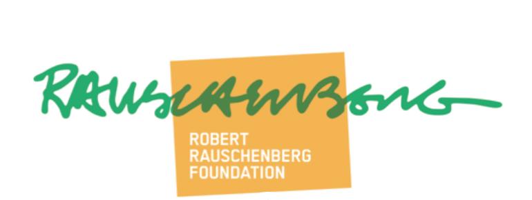 rauschenberg foundation